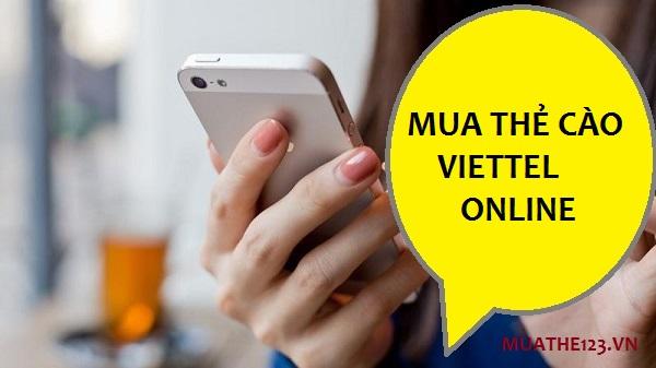 Tất tần tật các thông tin mua thẻ cào Viettel online mà bạn cần biết!