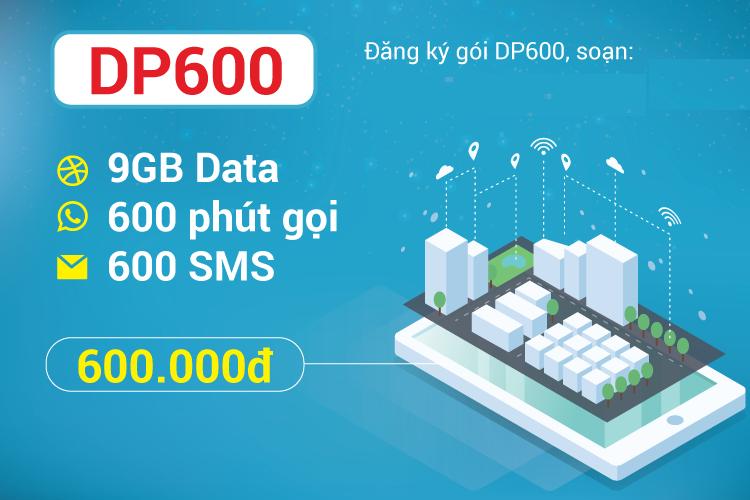 Bật mí cách nhận ưu đãi 9GB data và gọi thoại từ gói DP600 Mobifone