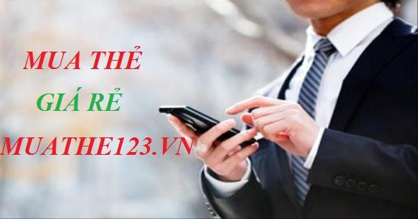 2 cách mua thẻ cào Viettel, Mobifone, Vinaphone tại muathe123.vn