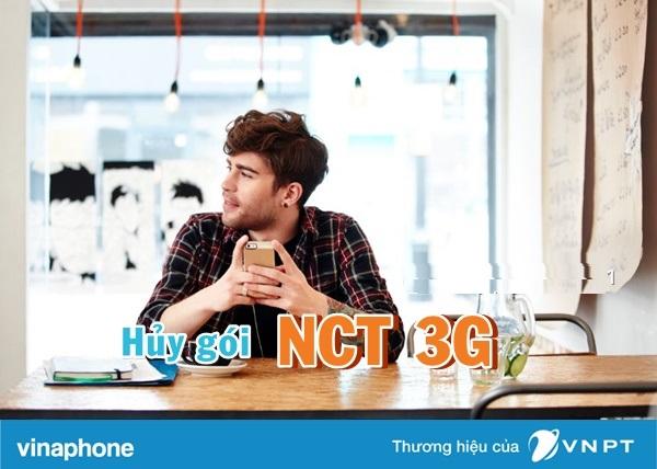 Làm sao để hủy gói NCT 3G Vinaphone nhanh nhất hiện nay?