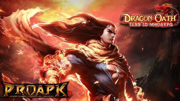 Dragon Oath Mobile chính thức đã ra mắt tại Việt Nam