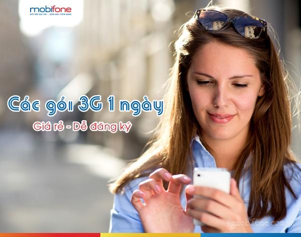 Đăng kí gói D1 Mobifone nhận ngay ưu đãi lớn nhất hiện nay