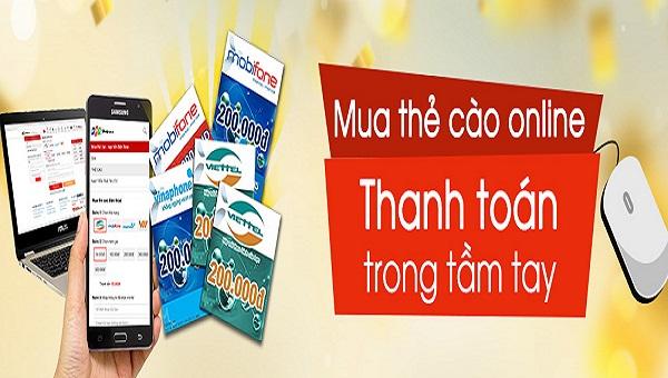 Hướng dẫn mua thẻ điện thoại Mobi online