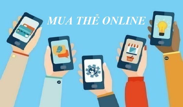 Mua thẻ online chiết khấu cao tại muathe123.vn