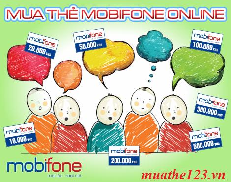 Bật mí cách mua thẻ Mobifone online giá rẻ