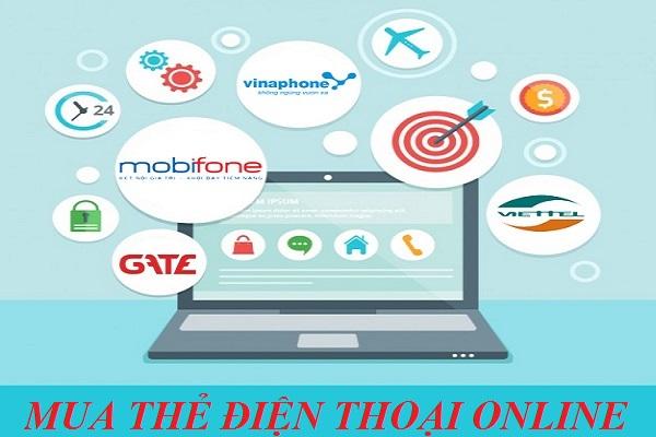 Bật mí thông tin chi tiết về hình thức mua thẻ điện thoại online
