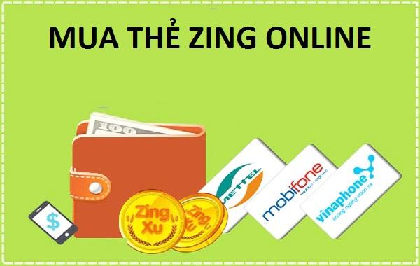 Hướng dẫn khách hàng cách mua thẻ Zing online đơn giản nhất