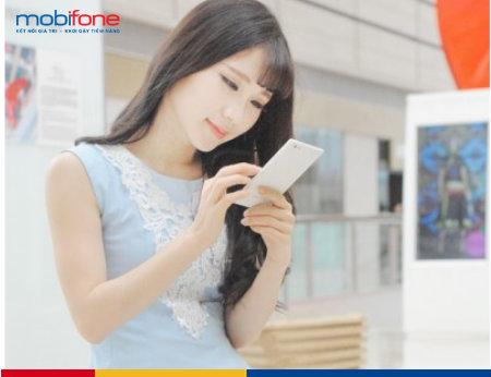 Đăng kí gói DP1500 Mobifone ưu đãi không thể bỏ lỡ