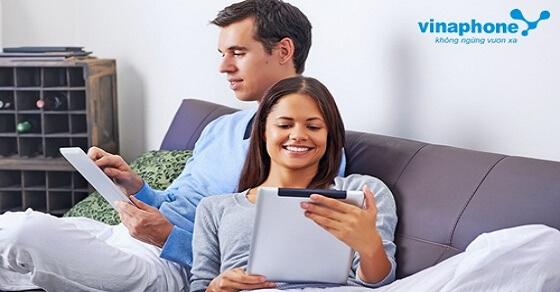 Thoái mái truy cập mạng miễn phí với gói cước 3G M90 của Vinaphone