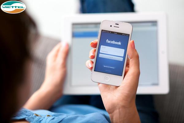 Những thông tin chi tiết nhất về các gói facebook 4G viettel bạn nên biết