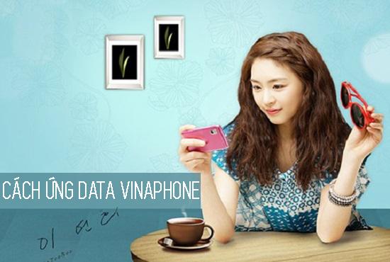 Chi tiết cách tham gia dịch vụ ứng data 3G Vinaphone