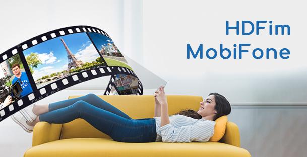 Cách nhận ưu đãi hấp dẫn từ gói cước HDFIM Mobifone