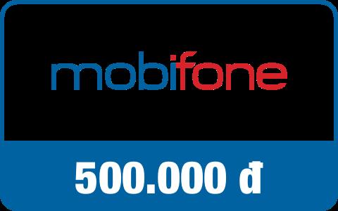 Cách mua thẻ cào Mobi 500k giá rẻ