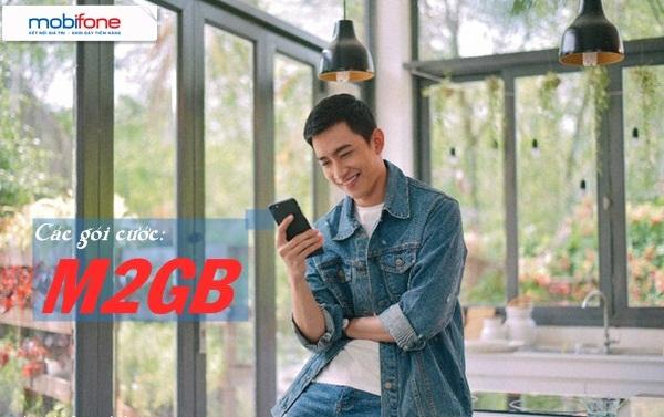 Chi tiết cách đăng ký các gói 3G chu kỳ dài M2GB Mobifone