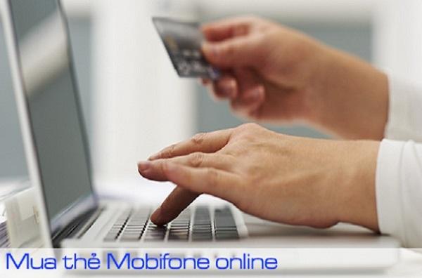 Cách mua thẻ cào Mobifone 50.000đ chiết khấu hấp dẫn