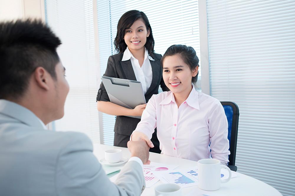 Bí kíp giảm căng thẳng trong buổi phỏng vấn xin việc