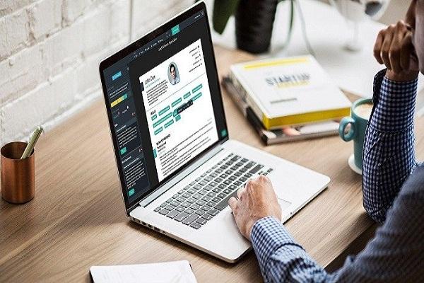 Tạo mẫu cv online nhanh chóng, tải mẫu cv hoàn toàn miễn phí