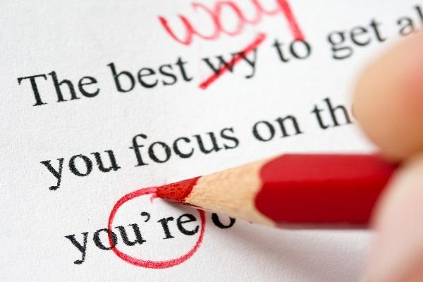 Những sai lầm tuyệt đối cần tránh khi viết cv xin việc