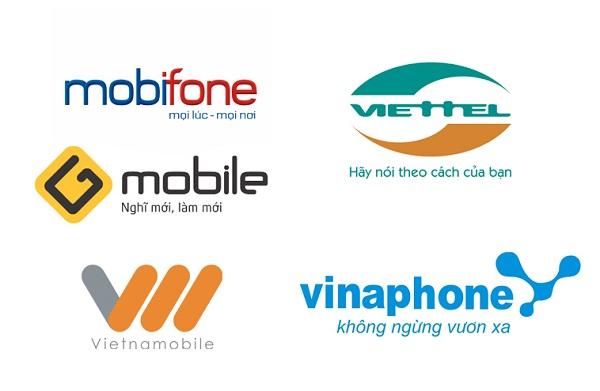 Làm sao mua card điện thoại mạng Viettel, Mobi, Vina.. giá tốt nhất