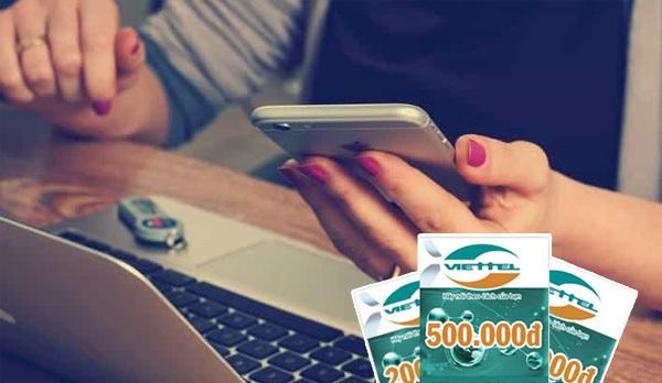 Một số lưu ý để mua thẻ online giá rẻ nhất trên Muathe24h.vn