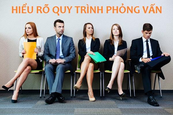 Hiểu rõ quy trình phỏng vấn sẽ giúp bạn dành lợi thế trong xin việc làm