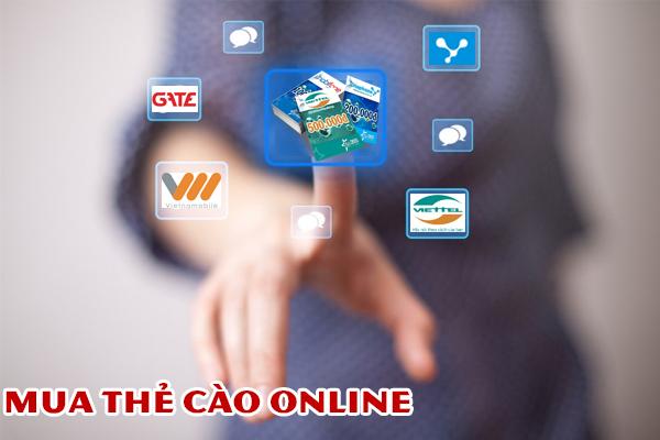 Website giúp bạn mua thẻ cào nhanh nhất