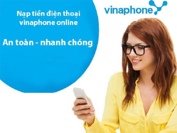 Mua thẻ Vinaphone trực tuyến giá rẻ