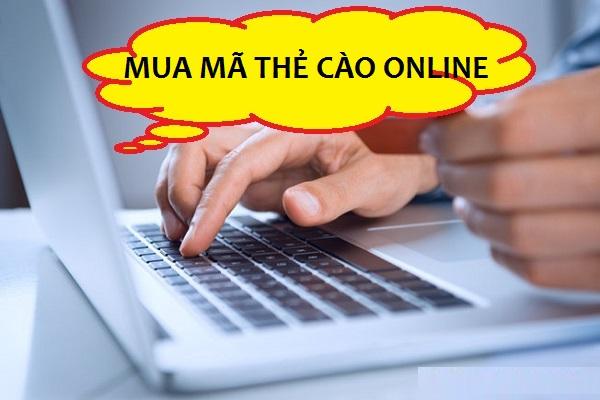 Mua mã thẻ cào online cần lưu ý những gì?