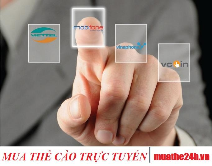 Vì sao nên chọn Muathe24h.vn là địa chỉ mua thẻ điện thoại?