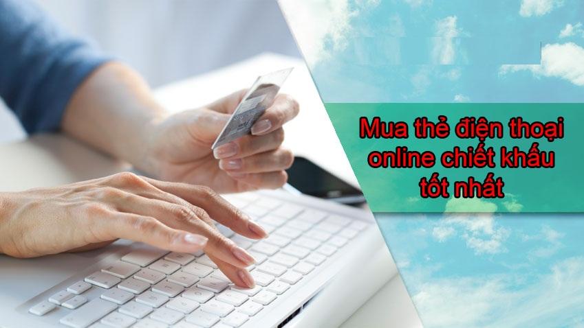 Làm sao để mua thẻ điện thoại online nhanh chóng?