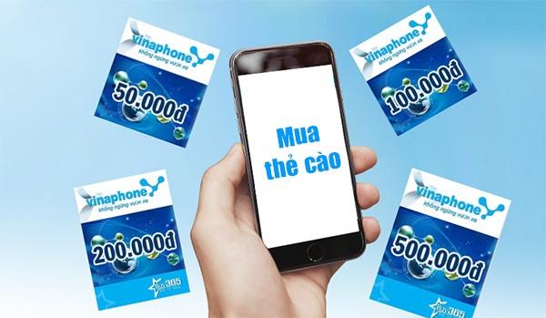 Tìm hiểu cách mua thẻ cào trên Muathe24h.vn