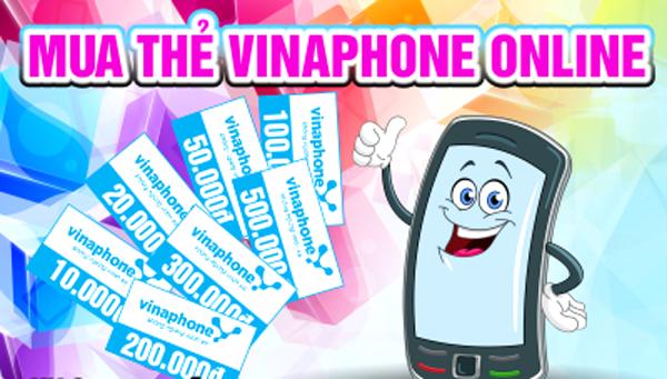 Hướng dẫn nhanh cách mua thẻ vinaphone online nhận nhiều ưu đãi nhất