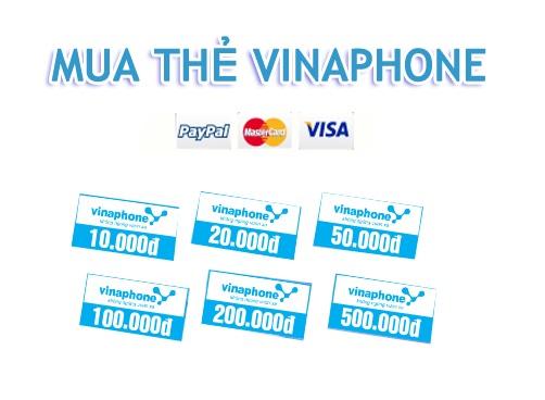 Hướng dẫn nhanh cách mua thẻ vinaphone online giá rẻ nhất hiện nay