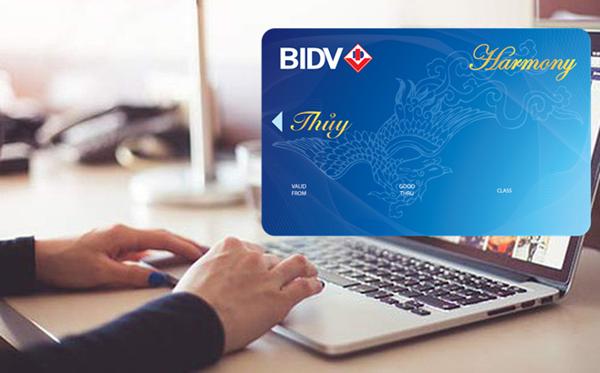 Hướng dẫn mua thẻ Mobifone bằng tài khoản ngân hàng BIDV