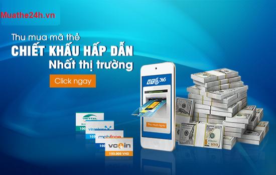 Tuyệt chiêu mua thẻ điện thoại trực tuyến đơn giản nhất