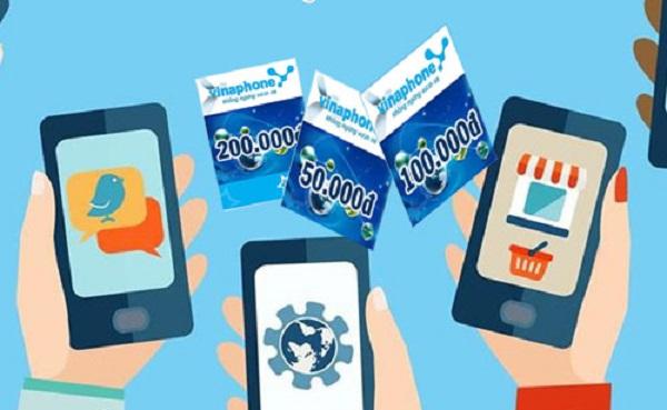 Cách mua card Vinaphone giá rẻ qua tài khoản ngân hàng