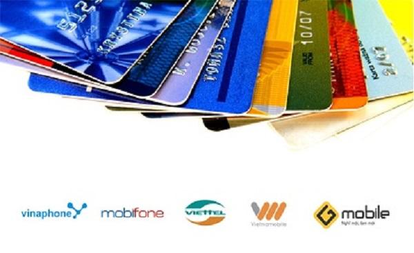 Hình thức thanh toán khi mua thẻ điện thoại trên Banthe247.com