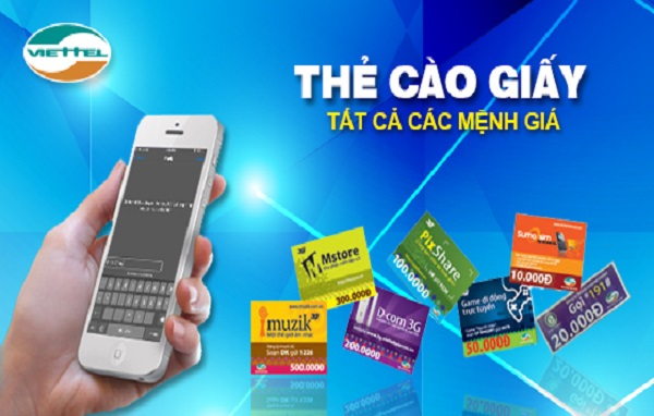 Cách mua thẻ điện thoại Viettel được nhiều khách hàng sử dụng nhất