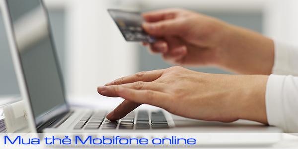 Cách mua thẻ mobifone trực tuyến tại banthe247.com ưu đãi nhất