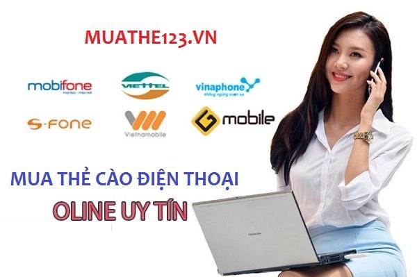 Những tính năng mua thẻ điện thoại tiện ích trên Muathe123.vn