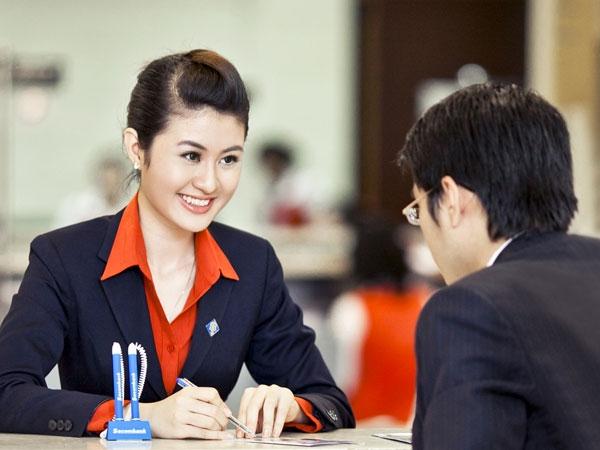 Chế độ lương và thưởng cộng tác viên Vietcombank