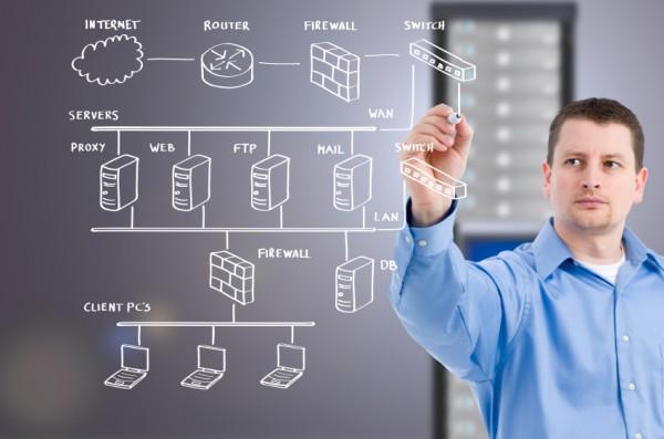 Mức lương quản trị mạng và cách tự học quản trị mạng