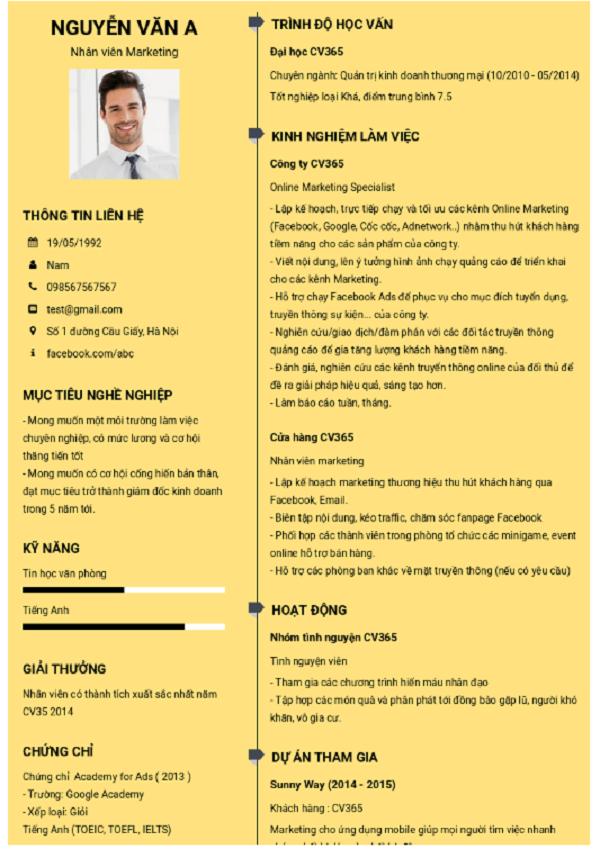 Mẹo viết CV xin việc làm thu hút nhà tuyển dụng
